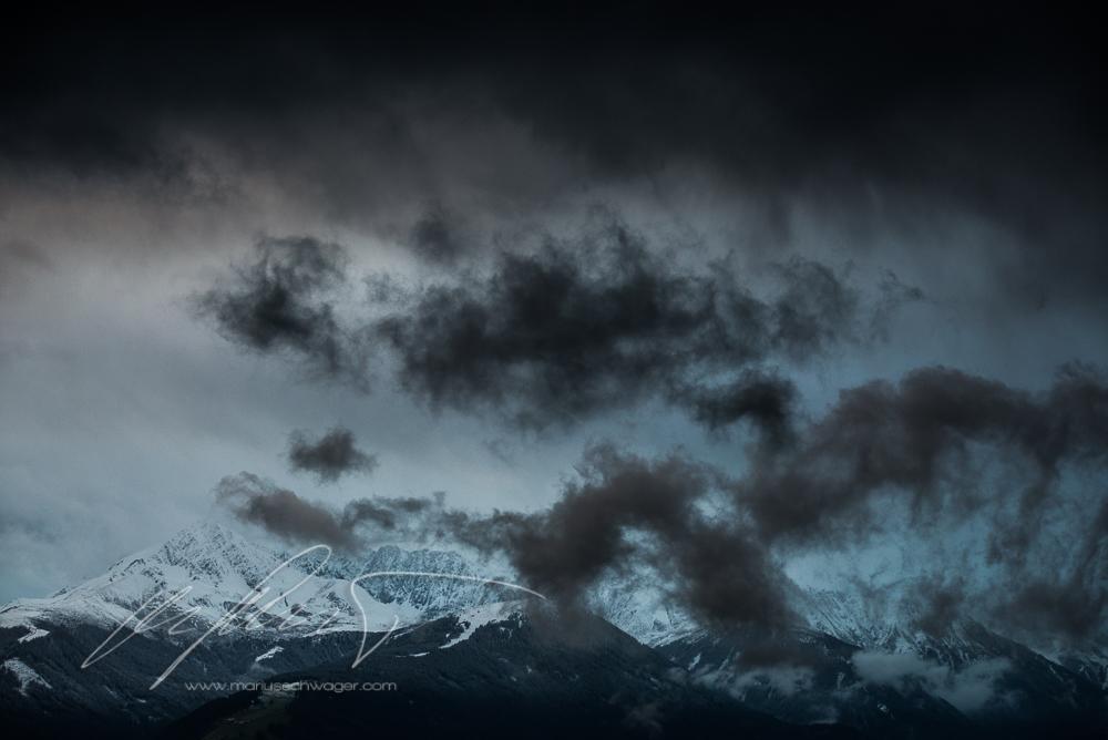 Aussicht Innsbruck