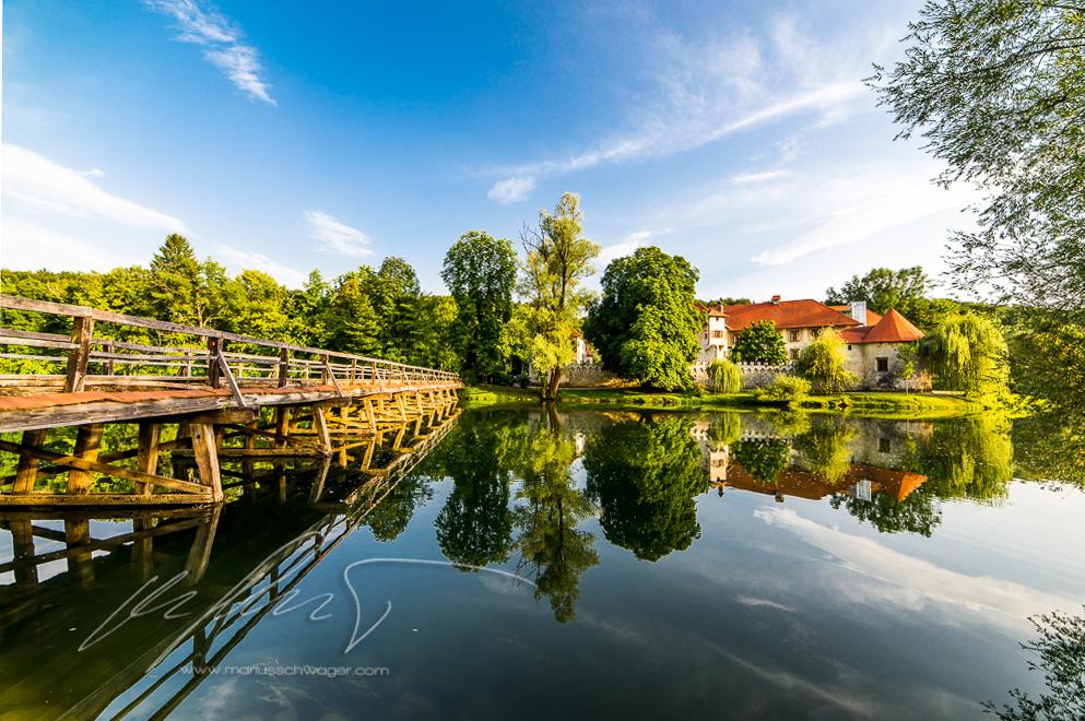 Slowenien, Kolpa, Otocec