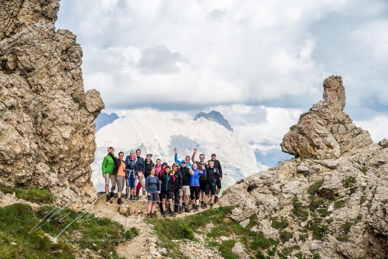Wandern, Hike, Transalp, Achensee, Zillertal, Seiser Alm, Tierser Alpl