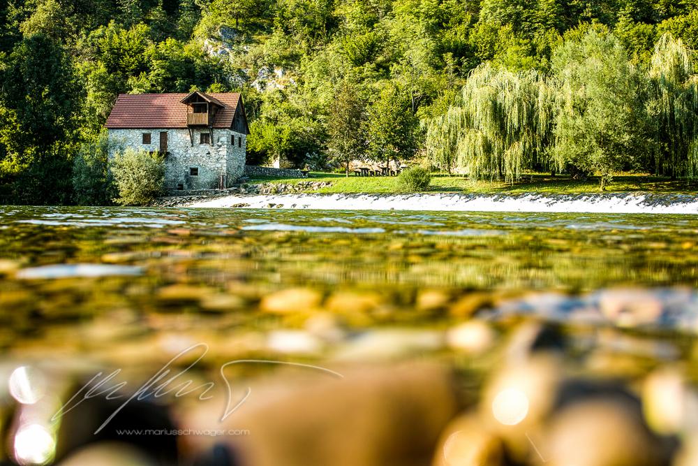 Slowenien, Kolpa