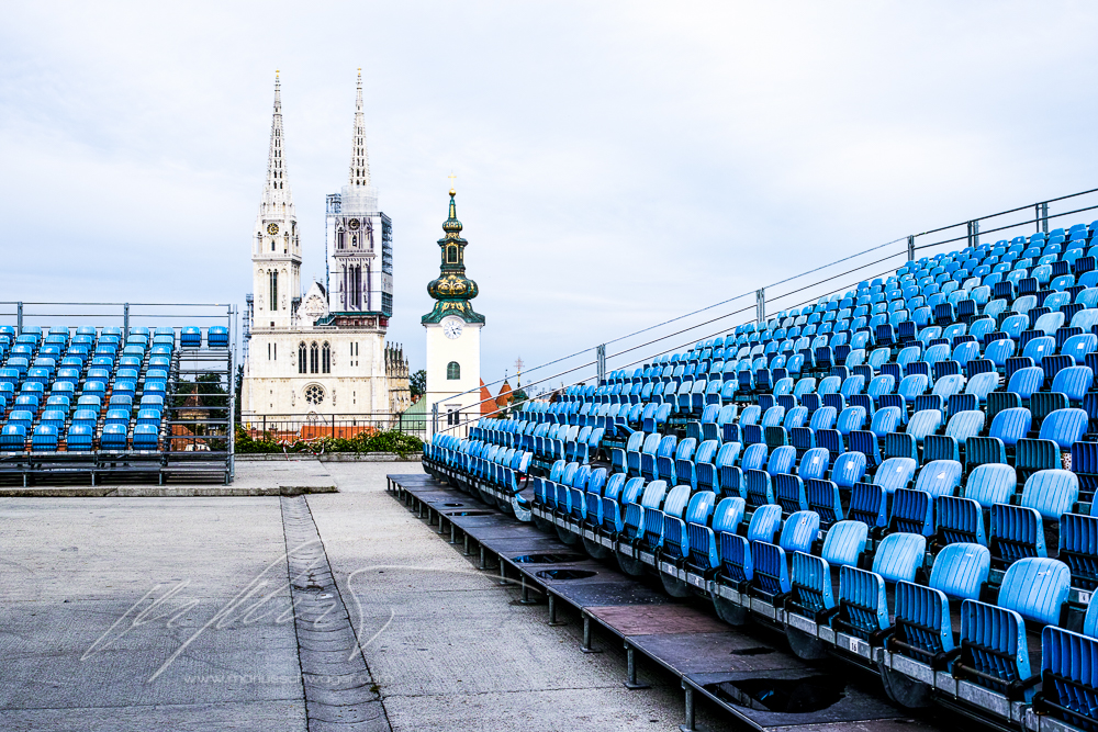 Kroation, Croatia, Zagreb