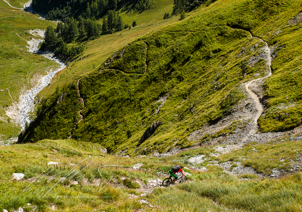 Mountainbike Enduro Ischgl