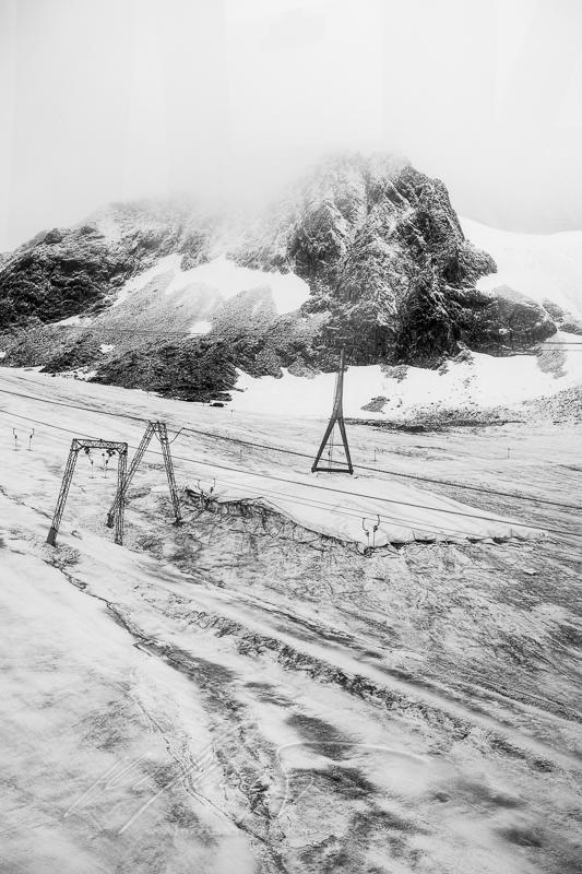 Stubaier Gletscher, Freeride, Herbstskifahren