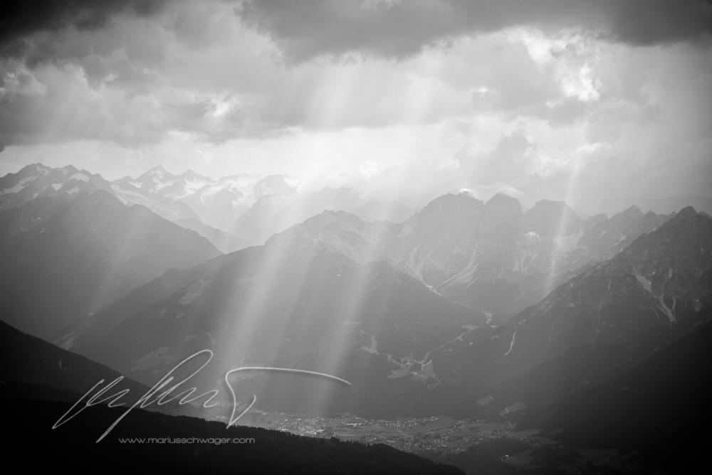 Wandern, Glungezer, Glungezerhüttte, hiking, Hike, Innsbruck, sunrise, sunset, Inntal, Inn valley, Tirol, Hike Innsbruck