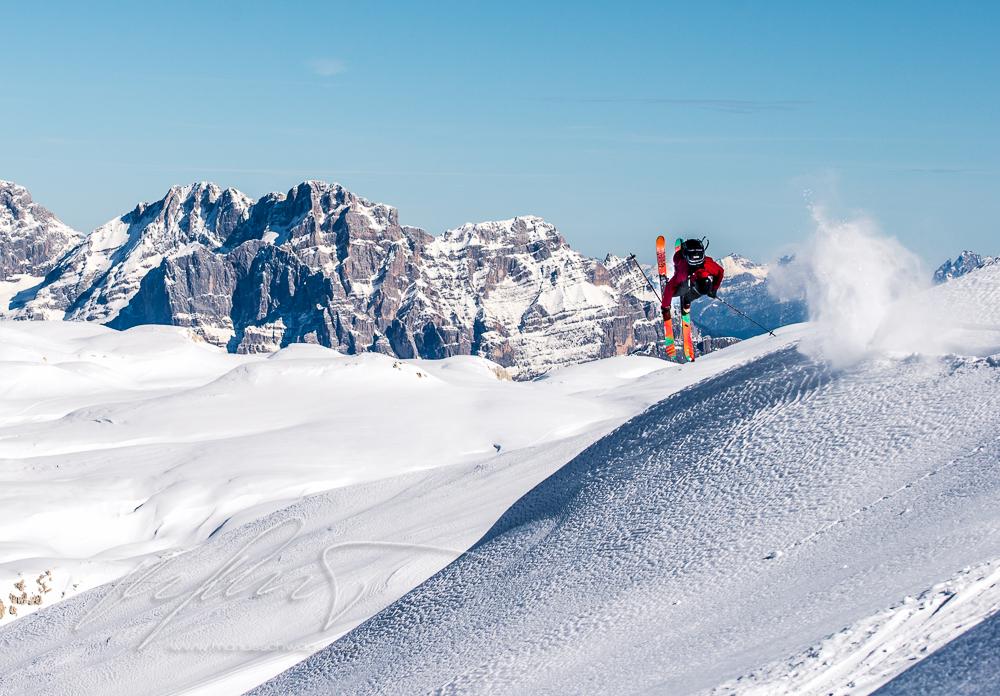 kod, king of dolomites, marius schwager, San Martino, San Martino di Castrozza, Dolomiten, Freeride, Ski powder, Pulverschnee, treeskiing, Dolomites