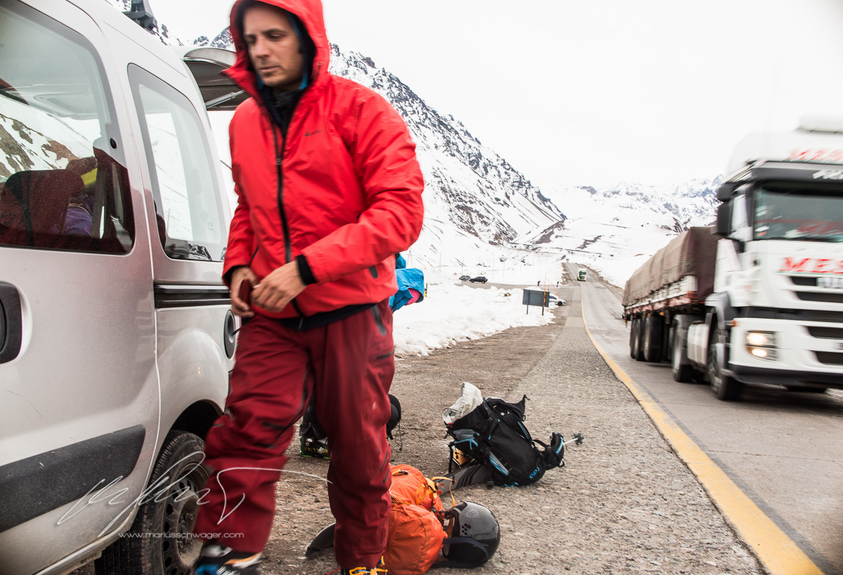 ski, skiing, freeride, skitour, volcano, vulkan, argentinien, chile, yoga, the not skiers